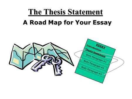 Extended definition essay thesis statement